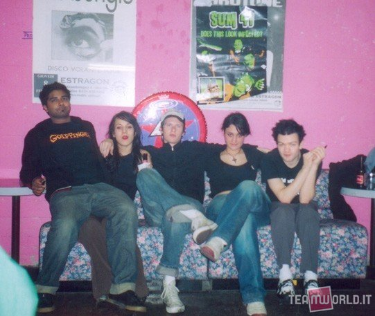 Sum 41 Meet And Greet Bologna