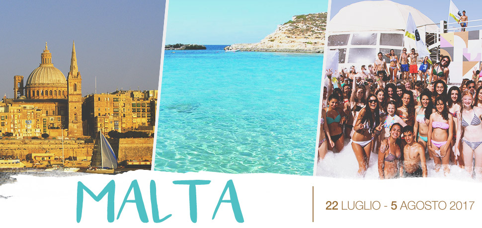 Vacanza studio estero Malta | Team World