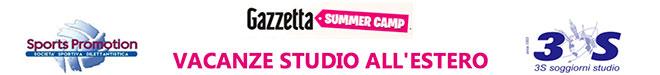 Vacanze Studio Estero 3S Team World