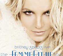 Britney Spears The Femme Fatale Tour DVD