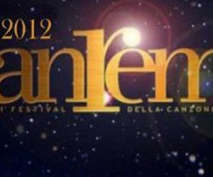 Festival Sanremo 2012 BIG