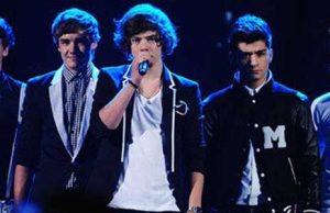 one direction 2012