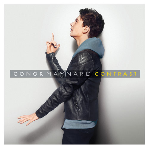 Conor Maynard Contrast cover album