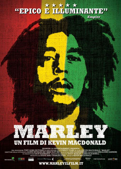 Marley locandina fil documentario 26 giugno 2012