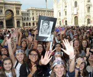 Conor Maynard foto Milano 4 settembre 2012