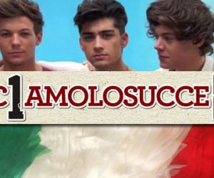 One Direction #facc1amolosucceDere