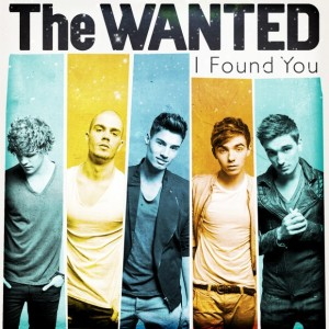 The Wanted I found you single cover