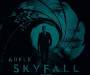cover singolo skyfall Adele
