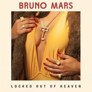cover singolo Bruno Mars Locked Out Of Heaven