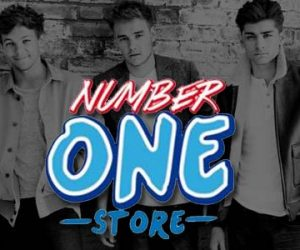 One Direction number one store catania