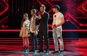 X Factor 6 eliminati Freres Chaos