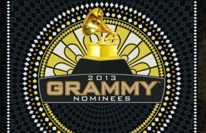 Grammy Awards Nominees 2013