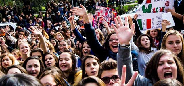 One Direction Fan Meeting Italia