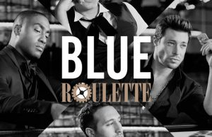 Blue Roulette album cover