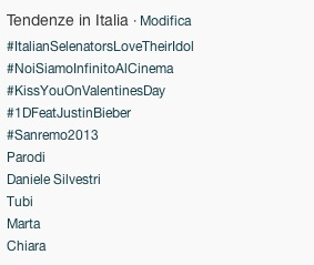 #NoiSiamoInfinitoAlCinema nei TT italiani