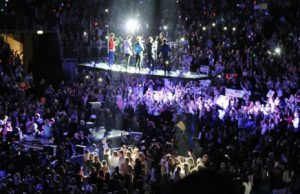 One Direction London Take Me Home World Tour