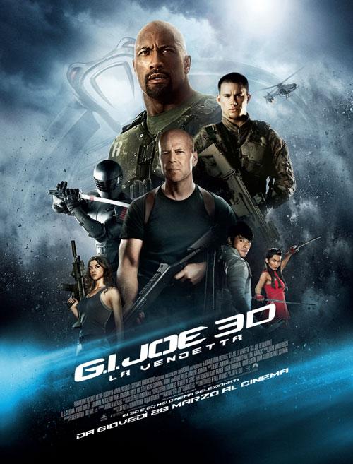 G.I. Joe locandina film
