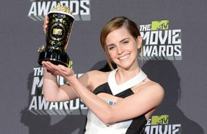 Emma Watson MTV Movie Awards 2013