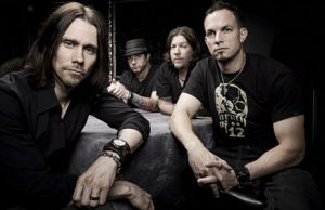 Alter Bridge in Italia in concerto a Roma e Milano
