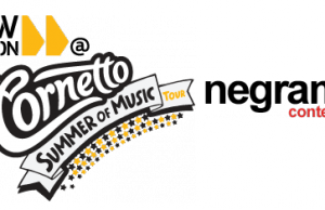 cornetto summer of music tour - negramaro contest