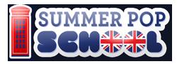 Summer Pop School Logo