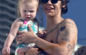 Harry Styles Baby Lux Barcellona