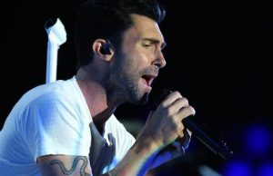Adam Levine a The Voice Maroon 5