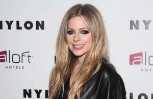 avril lavigne cover nylon