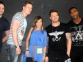 Foto Meet And Greet con i Blue Giugno 2013