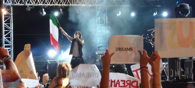 30 seconds to mars in italia
