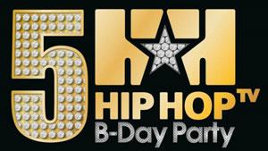 Hip Hop TV BDay Party