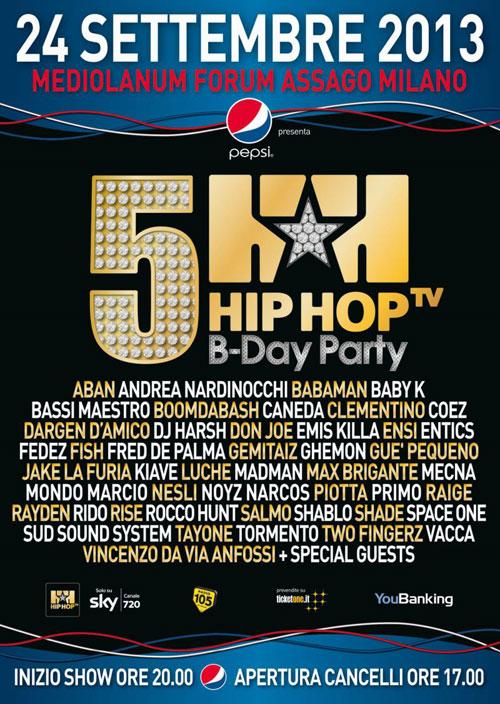 Hip-hop-tv-party
