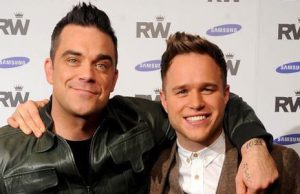 robbie williams e olly murs