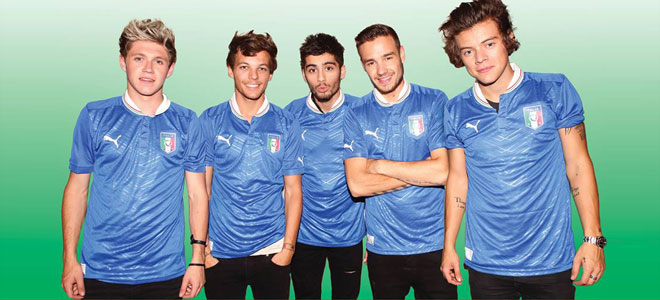 One Direction Milano