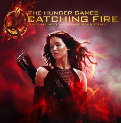 colonna sonora the hunger games la ragazza di fuoco
