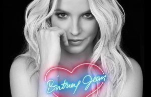 Britney Spears cover Britney Jean