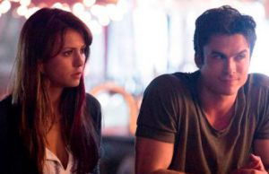 damon elena the vampire diaries