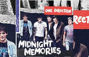 midnight memories nuovo album 1d
