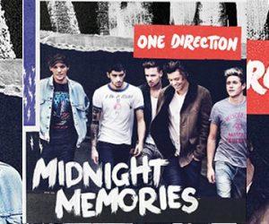 midnight memories nuovo album 1d