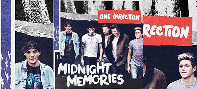 One Direction Midnight Memories: la tracklist del nuovo ...