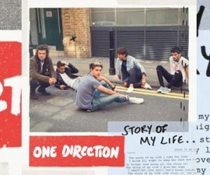 cover nuovo singolo one direction story of my life