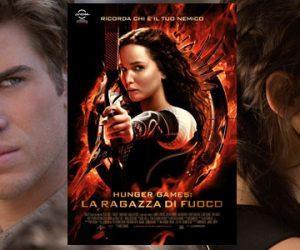 Hunger Games La Ragazza di Fuoco al cinema