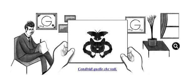#RorschachDoodle