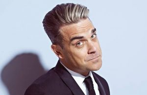 robbie williams in italia