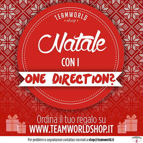 Natale 2015 One Direction