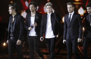one direction x factor finale italia