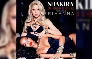 shakira rihanna can't remember to forget you cover testo traduzione