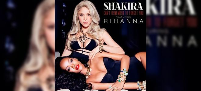 Shakira-Rihanna-cant-remember-to-forget-you-testo-copertina
