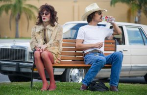 dallas buyers club bench scene