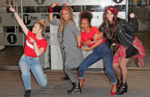 Little Mix BBC Radio 1 Sport Relief 2014